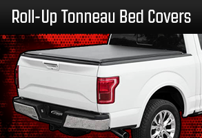 Tonneau Roll-Up Pickup Bed Cover