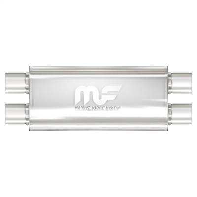 Magnaflow Performance Exhaust - Magnaflow Performance Exhaust 12468 Stainless Steel Muffler