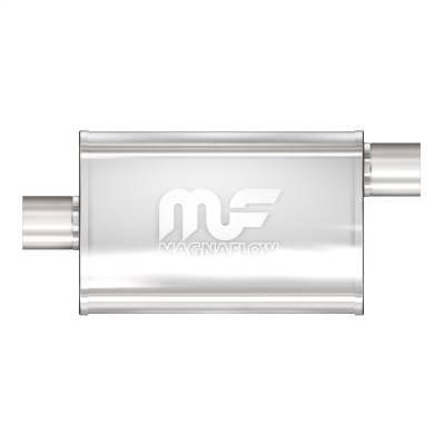 Magnaflow Performance Exhaust - Magnaflow Performance Exhaust 11225 Stainless Steel Muffler