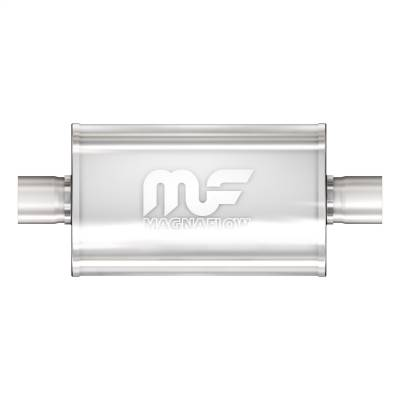 Magnaflow Performance Exhaust - Magnaflow Performance Exhaust 14150 Race Series Stainless Steel Muffler