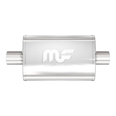 Magnaflow Performance Exhaust - Magnaflow Performance Exhaust 11246 Stainless Steel Muffler