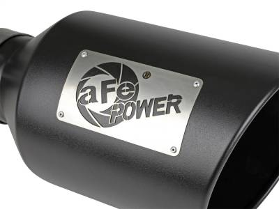 AFE Filters - AFE Filters 49T40801-B15 MACH Force-Xp Cat-Back Exhaust System - Image 5