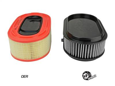 AFE Filters - AFE Filters 11-10148 Magnum FLOW Pro DRY S OE Replacement Air Filter - Image 4